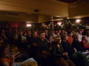 Ivy House audience