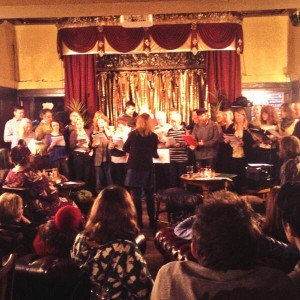 Dulwich Folk Choir at The Ivy House