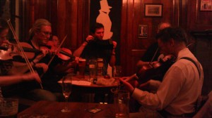 Irish Session Ivy House